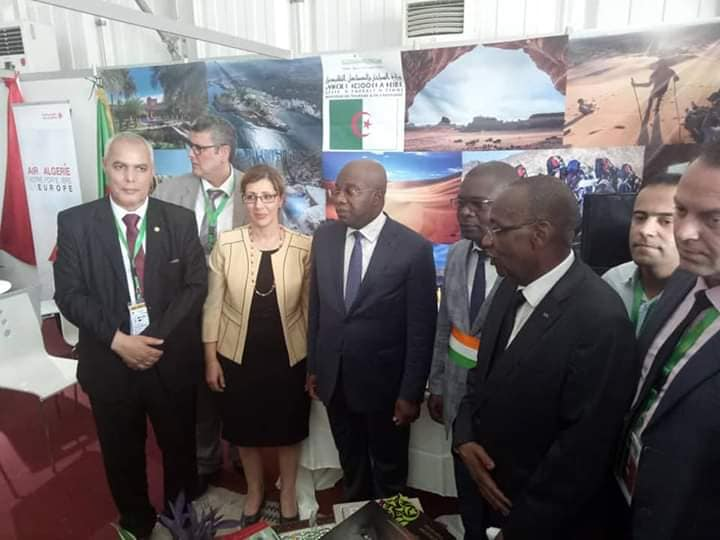 Salon International du Tourisme d'Abidjan (Cote d'Ivoire)